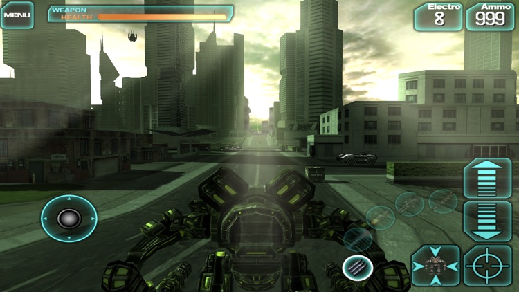 Mech Pilot screenshot-1