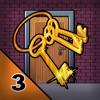 密室逃脱:逃离公寓3 - 史上最高智商的越狱密室逃亡官方经典游戏