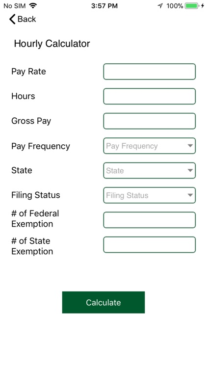 Precise Paycheck screenshot-4