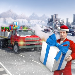 Santa Claus Truck Simulator 3D