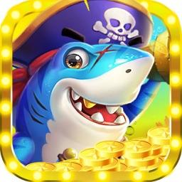 新捕鱼大冒险-捕鱼电玩城捕鱼大师