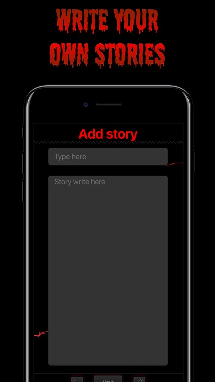 Scary Stories - Horror story screenshot-4
