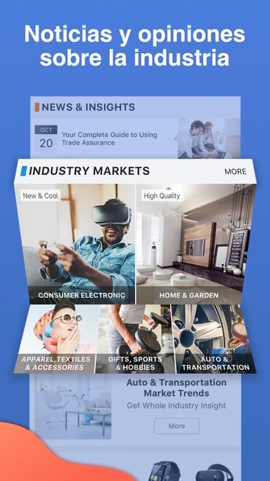 download App de comercio B2B Alibaba apps 3
