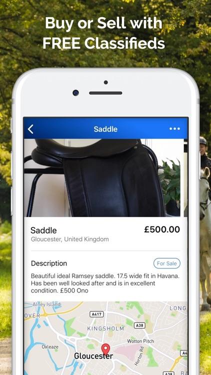 Huufe: The Horse Riders App screenshot-8