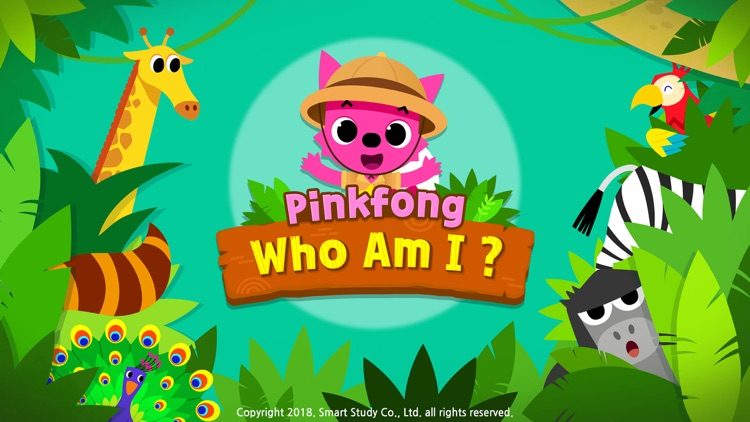 Pinkfong Who Am I? screenshot-0