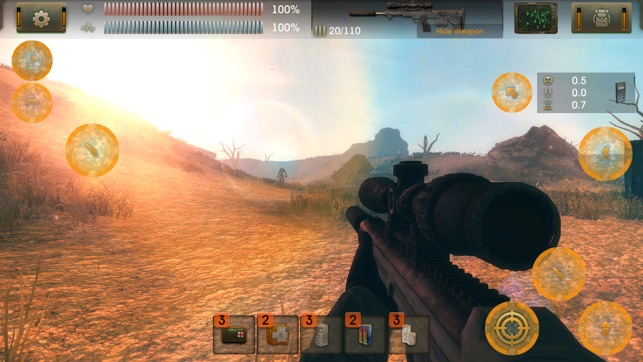 The Sun: Origin Screenshot