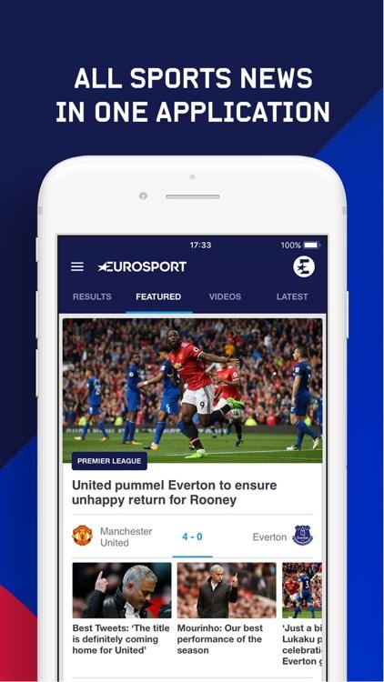 Eurosport screenshot-3