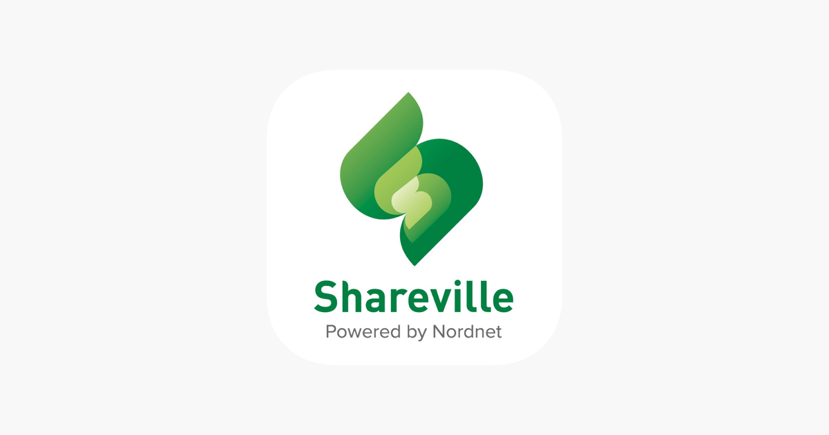 fc59a5e6  Shareville on the App Store