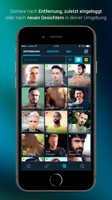Gay social dating apps