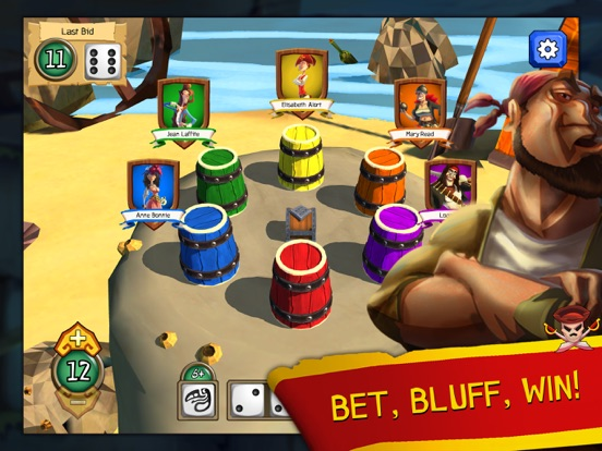 Perudo: The Pirate Board Gameのおすすめ画像2
