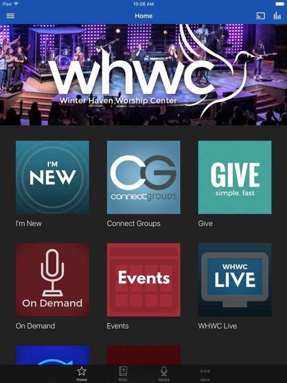 Winter Haven Worship Center screenshot 4