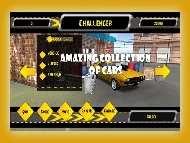 Drag Racer World Screenshot
