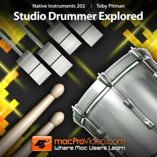 Studio Drummer Explored 201