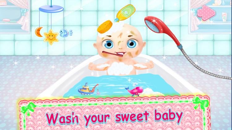 Newborn Baby Care & Play screenshot-4