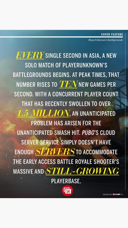 PC Gamer (US): the world's No.1 PC gaming magazine