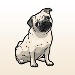 PugMojis - Pug Emoji & Sticker