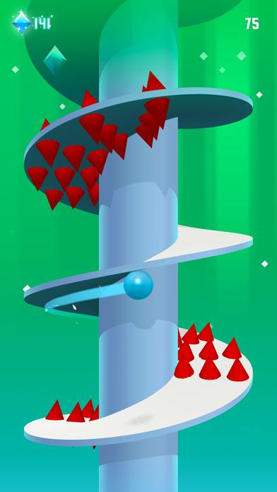 Gravity Helix screenshot 2