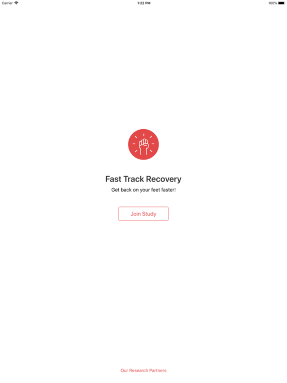 Fast Track Recovery screenshot 5