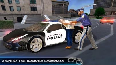 Stadtpolizei Autofahrer SpielScreenshot von 4