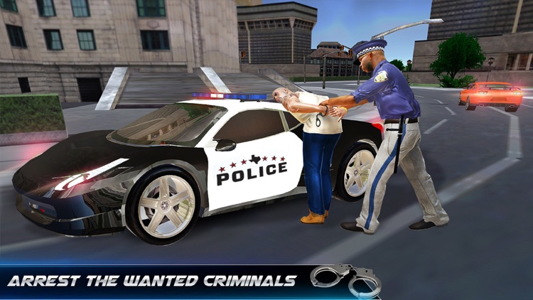City Police Car Driver Game screenshot-3