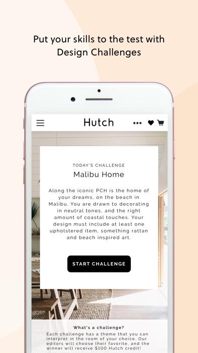 Hutch - Your virtual decorator app image