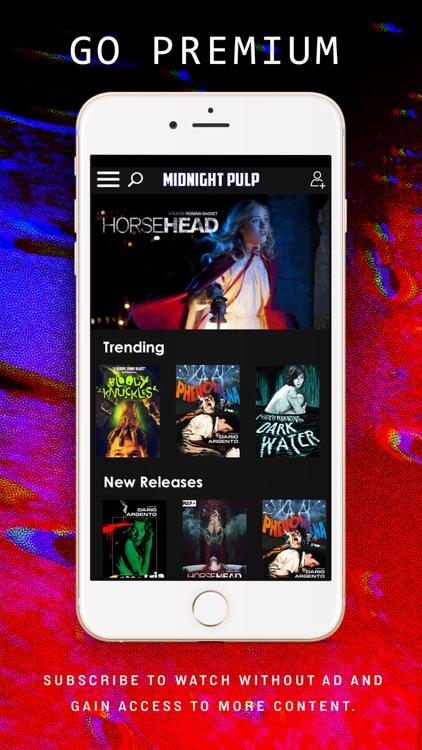 Midnight Pulp - Movies & TV screenshot-3