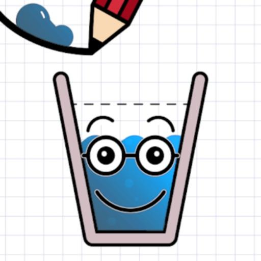 Happy Glass Draw