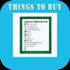 Things to Buy