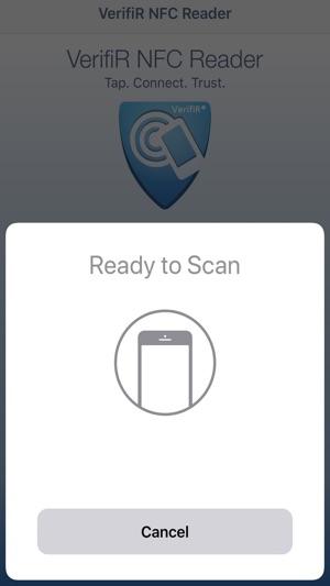 VerifiR NFC on the App Store