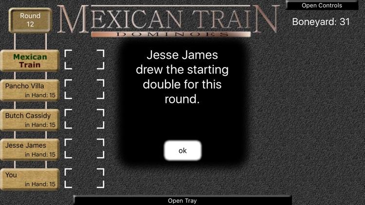 Mexican Train Dominoes Deluxe screenshot-3