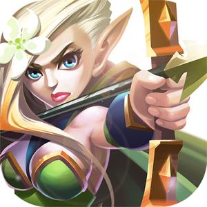Magic Rush: Heroes app