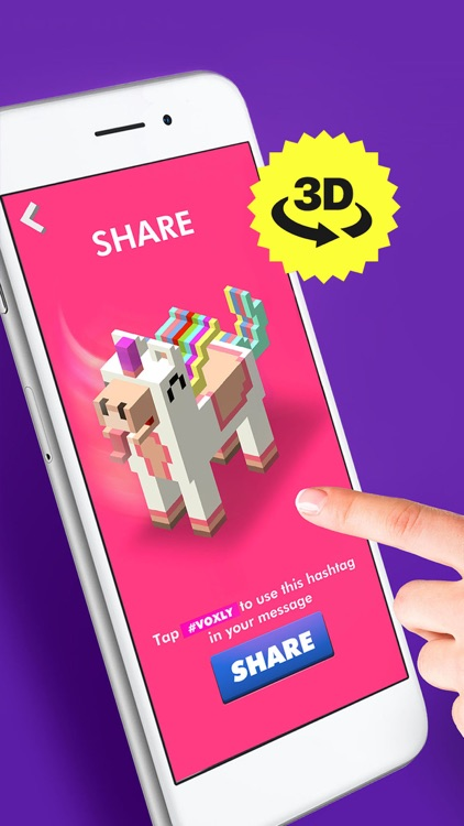 Voxly : 3D Color by Number screenshot-6