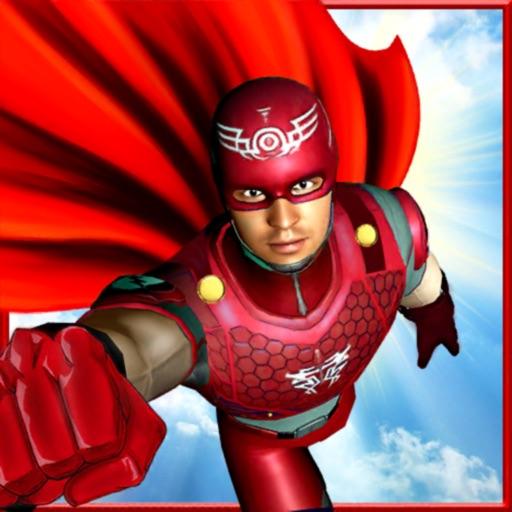 Superhero Animal Rescue City iOS App