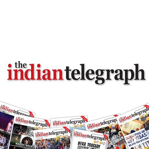 The Indian Telegraph iOS App