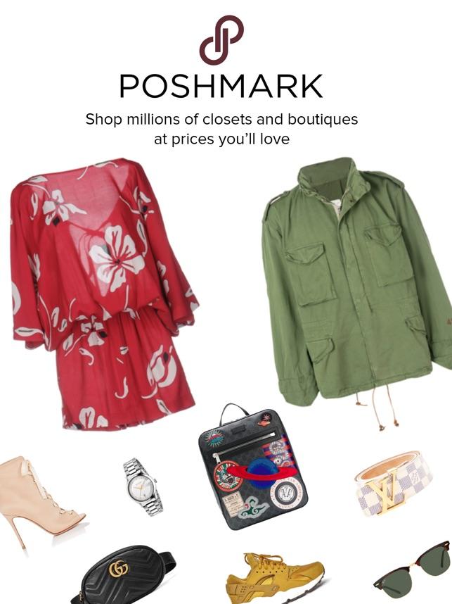 Poshmark on the App Store 2c8a02ca45