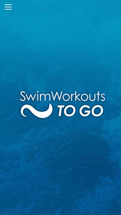 Swim Workouts To Goのおすすめ画像1