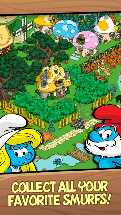 Smurfs' Village screenshot-2