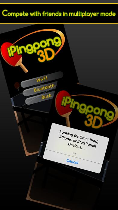 iPingpong 3Dのおすすめ画像3