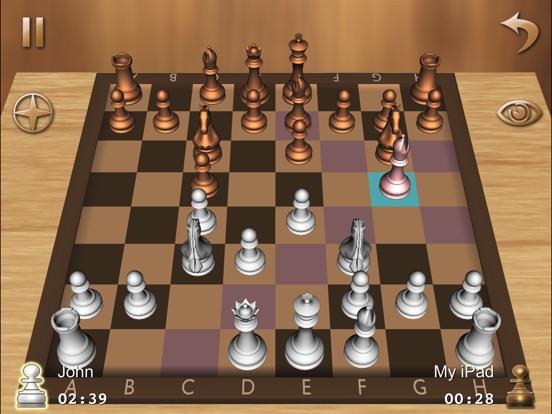 Chess Prime 3D Pro на iPad