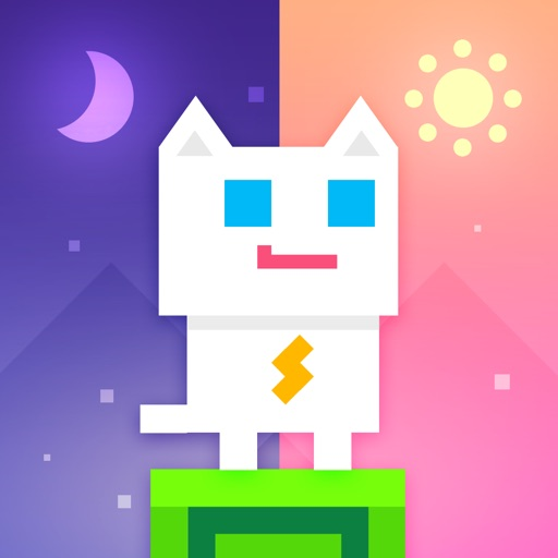 Super Phantom Cat - Be a jumping bro. icon