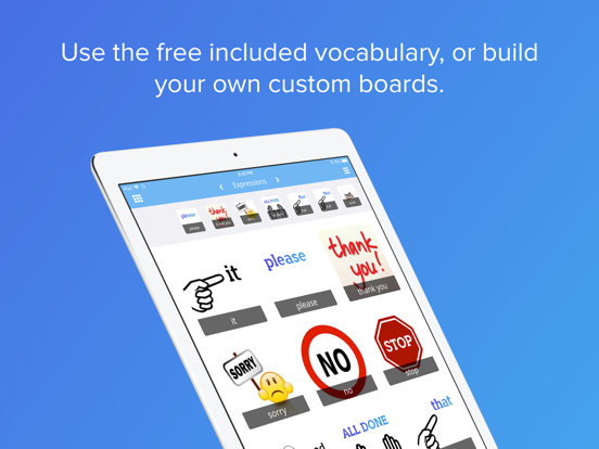 Tap Chat   AAC Speech Boards   App Price Drops