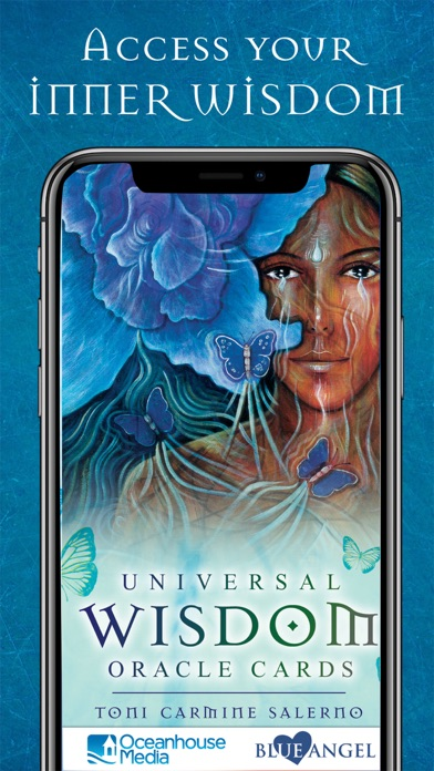 Universal Wisdom Oracle Cards screenshot 1