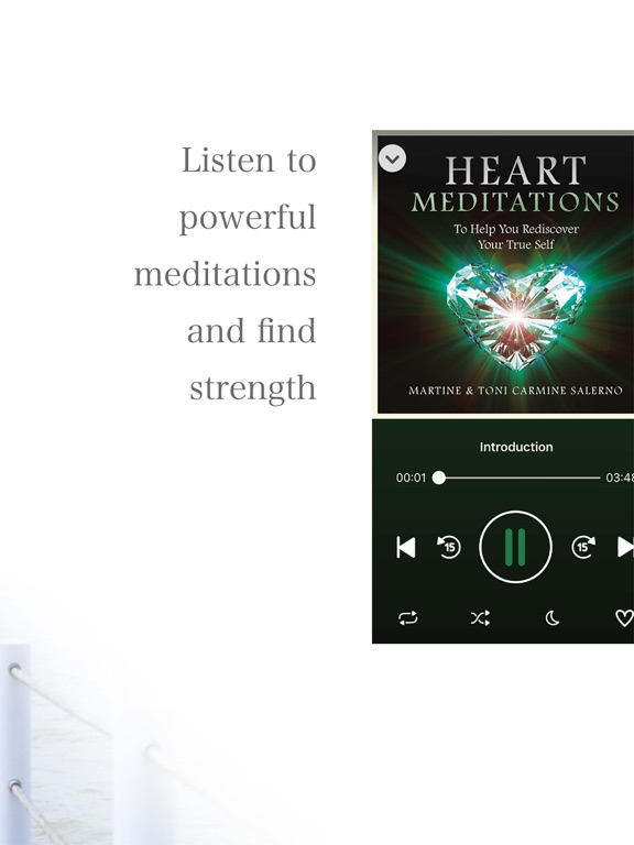 Heart Meditations screenshot 9