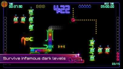 Screenshot from PAC-MAN CE DX