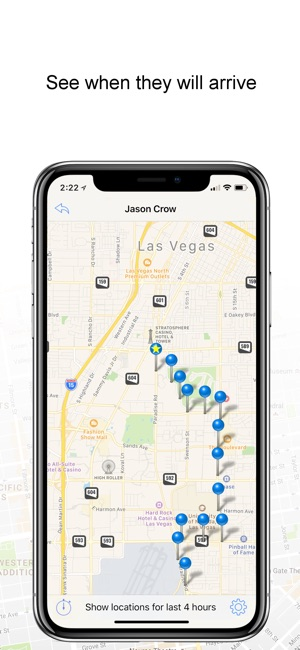 Iphone Gps Tracker >> Gps Tracker Real Time Tracking On The App Store