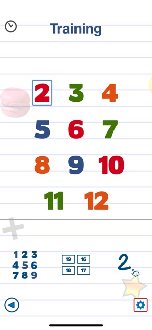 Ab Maths Lite Games For Kids On The App Store