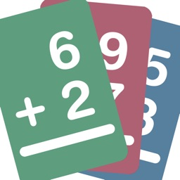 Big Math Flash Cards School