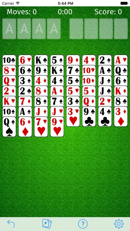 FreeCell ++ Solitaire Cards