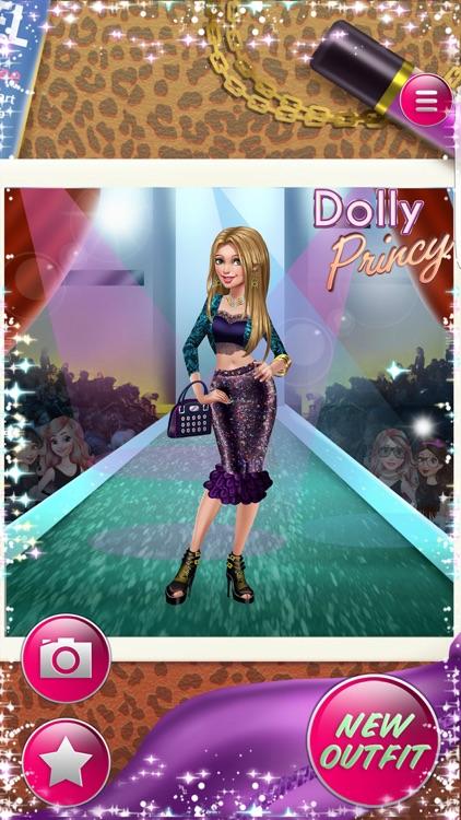 Dress Up Game: Sery Runway screenshot-3