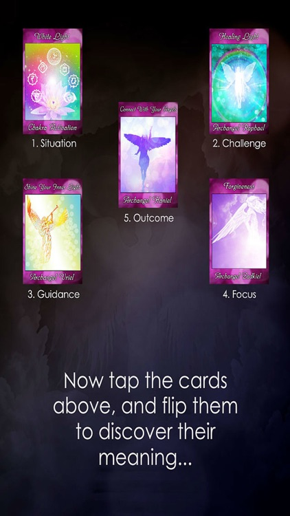 Ask Angels Oracle Cards screenshot-4